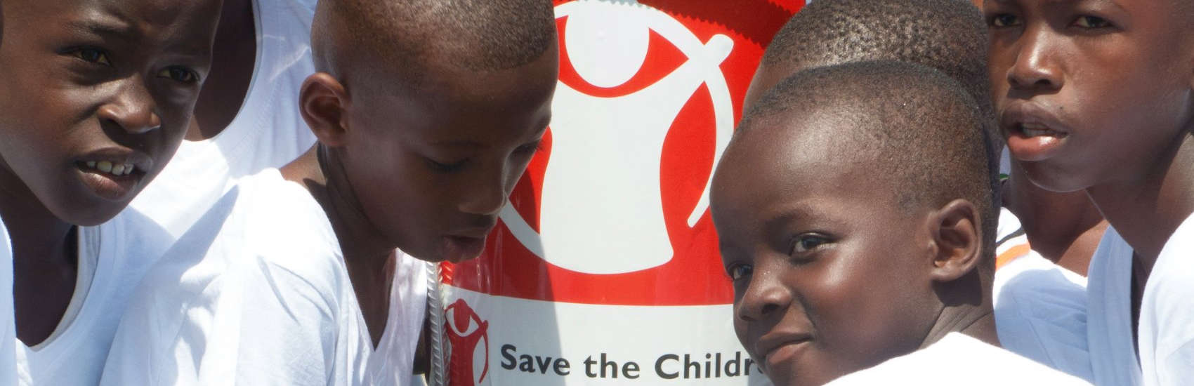 Save the children helped keep children free from Ebola in Guinea.