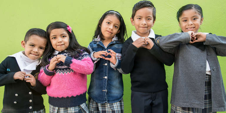 Since 2016, Save the Children has been implementing Health and Education through the Arts (HEART) workshops in a high school in this small farming community in Mexico's Oaxaca state. Lacking financial opportunities, a significant portion of the community leaves the area in search of more viable work to support their families. Photo Credit: Susan Warner/Save the Children 2017.