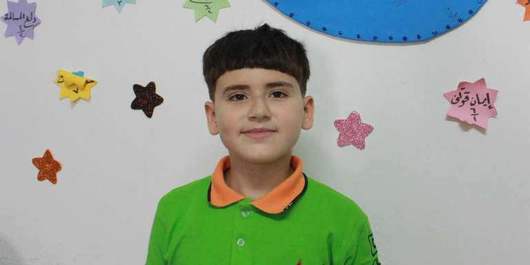 Sponsor a Refugee Child and help them grow up healthy, educated and safe
