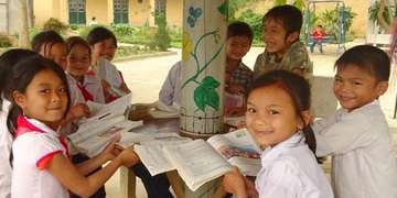 Sponsorship in Vietnam helps children grow up healthy, educated and safe. Photo Credit: Save the Children 2016.