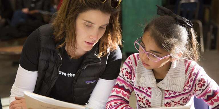 Actress Cobie Smulders joins Save the Children as an Ambassador. Photo courtesy of Cobie Smulders.