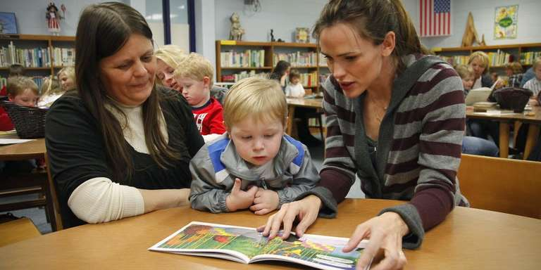 Jennifer Garner, actor and mother of three, has been a long-time advocate for Save the Children's early education programs.