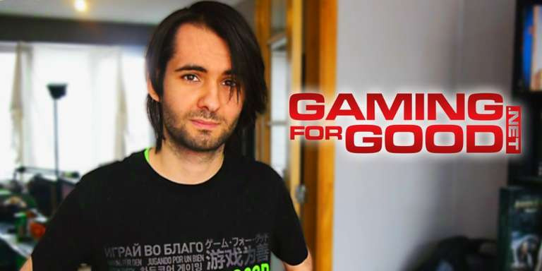 Athene is the founder of Gaming for Good. Photo credit: Gaming for Good 2105.