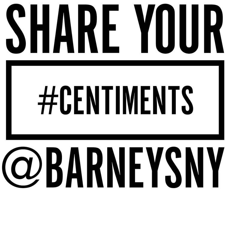 barneys New York Centiments 2018