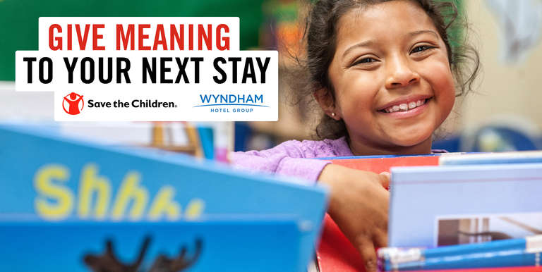 Wyndham Giving Meaning to a Traveler's Next Stay. Photo Credit: Windham Hotel Group 2017.