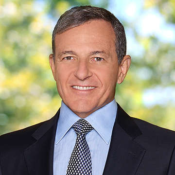 Robert Iger's headshot.