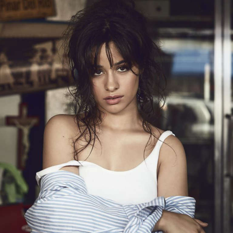Camila Cabello. Photo Credit: Dennis Leopuld