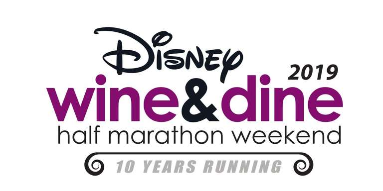 Disney Wine and Dine Logo 2019