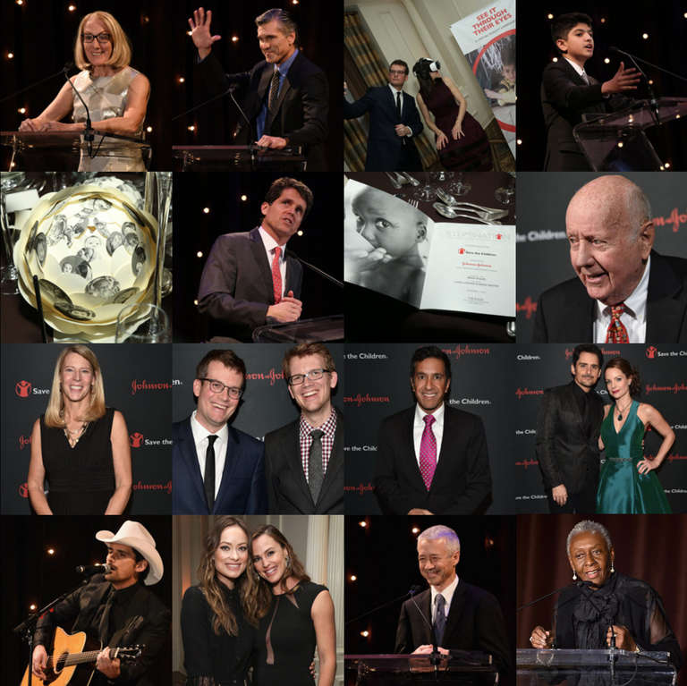 2015 Illumination Gala Photo Gallery. Photo credit: Save the Children 2015.