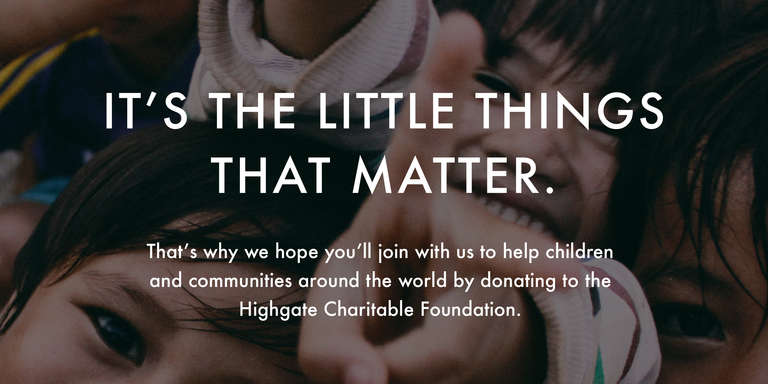 Highgate Charitable Foundations