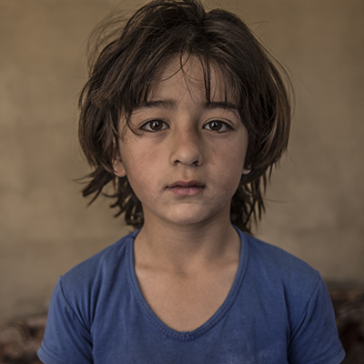 Shadi* a boy from Lebanon worries about sleeping on the streets or leaving their home.