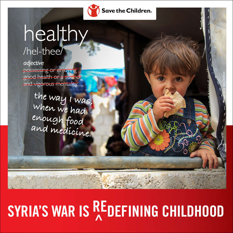 Syria 7 Year Anniversary, Redefining Childhood