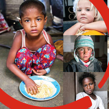 Save the Children has published our second annual End of Childhood Report, The Many Faces of Exclusion. The report details factors that force children to grow up too soon, such as pregnancy, extreme violence and living in poverty. Photo credit: Ellery Lamm / Save the Children, March 2018.
