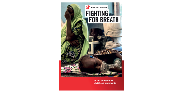 Fighting For Breath Report Cover