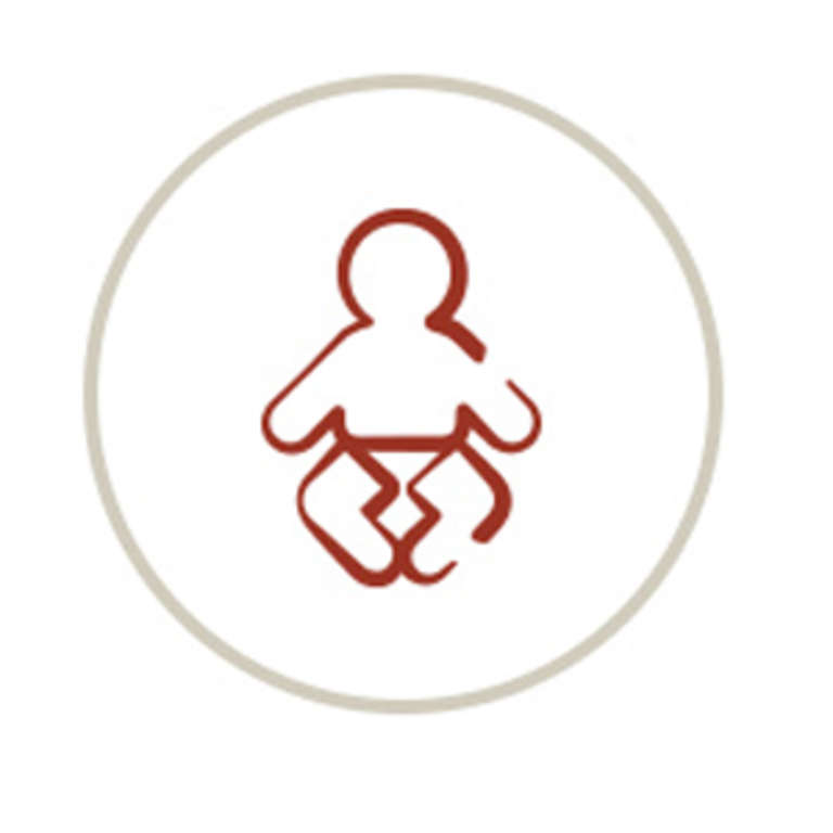 Child Mortality Icon