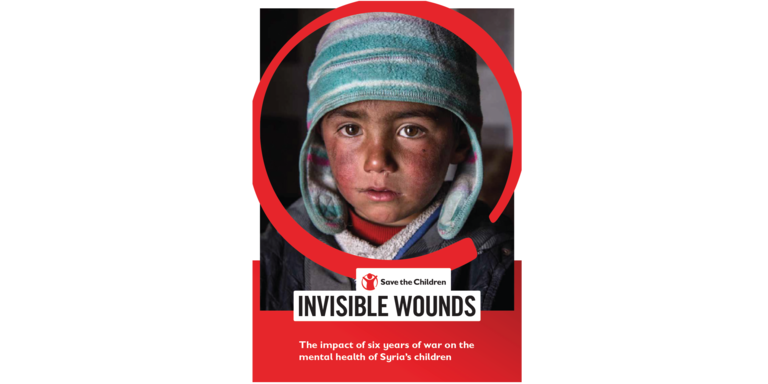 Invisible Wounds Report graphic