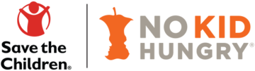 Save the Children and No Kid Hungry Logo