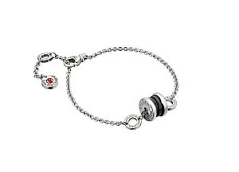 Bulgari's new Save the Children bracelet goes on sale in May.