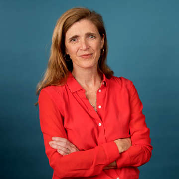 Former U.S. Ambassador Samantha Power to Receive Refugee Advocate Award at Save the Children Boston Leadership Council's 2nd Annual Gala