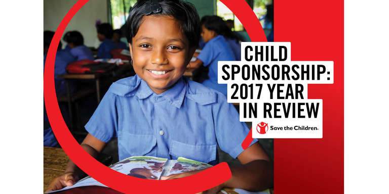 Child Sponsorship 2017 Year in Review