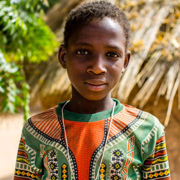 Stayabou is now able to attend school since his parents are aware of the importance of education. Photo Credit: Save the Children in Niger